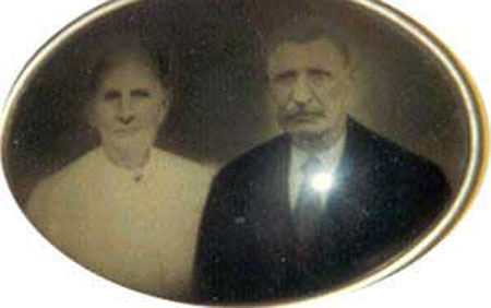 Casimir and Bertha Deranek